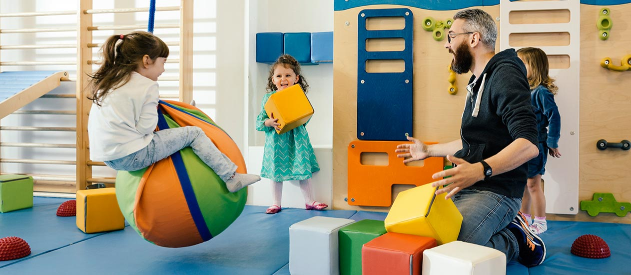 Dedicated Kids' play area for your little ones to enjoy care-free