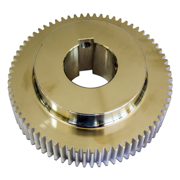 Picture of 70T - 16DP-35H7 SPUR GEAR