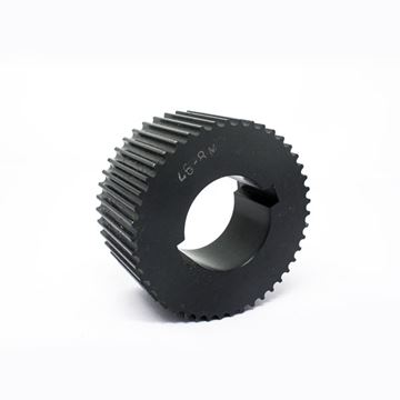 Picture of 47 Teeth 8M Paper Cutting Timing Pulley