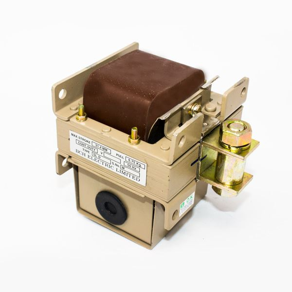 Picture of BCH Make AC Solenoid-230V AC-PULL TYPE