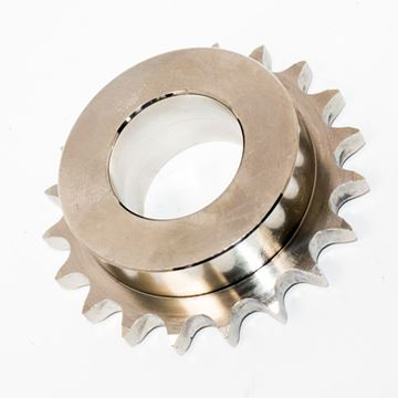 "Picture of 20T - 1/2"" SINGLE CHAIN WHEEL 35 H7"