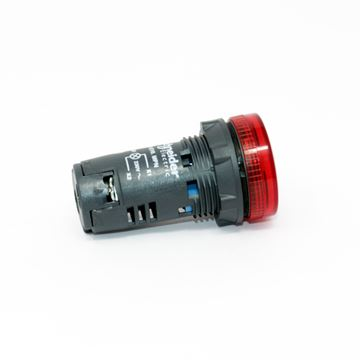 Picture of 240V INDICATOR LAMP RED COLOUR LED