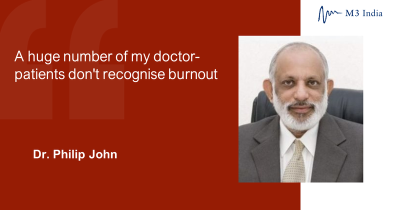 A huge number of my doctor-patients don't recognise burnout