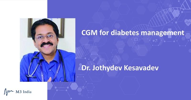 cgm para diabetes