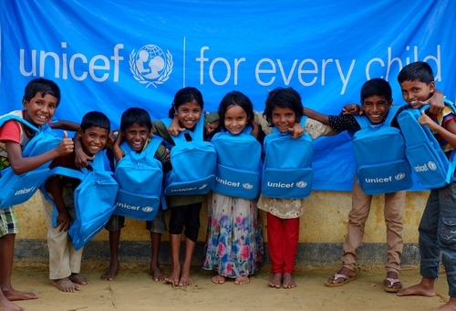 Unicef launches 'Every Child Alive' global campaign