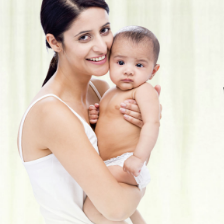 Mother Sparsh pure water baby wipes ki gentle touch