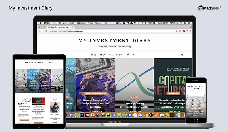 My Investment Diary