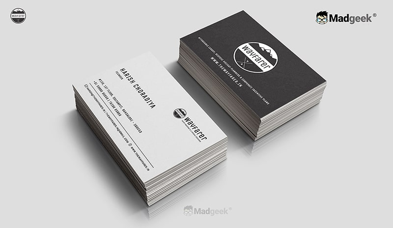 Wayfarer Business Card