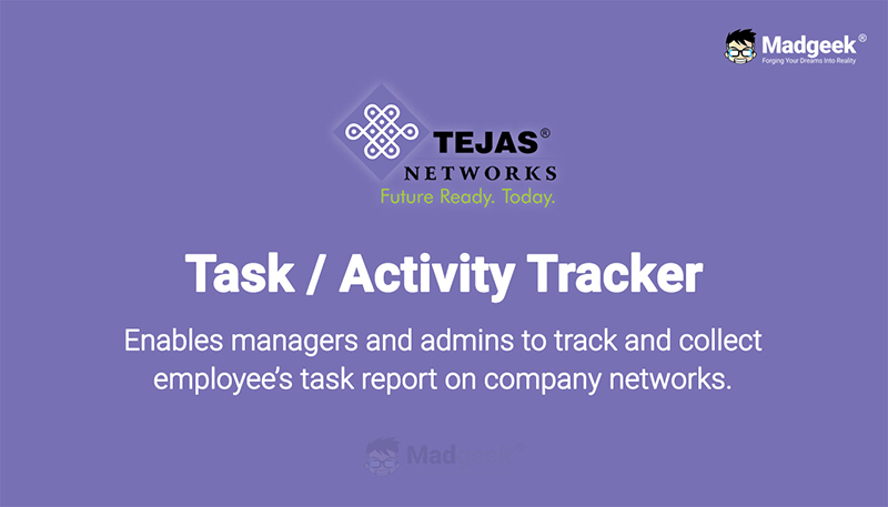 Activity Tracking System