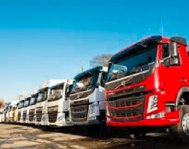 Commercial Vehicle Dealership