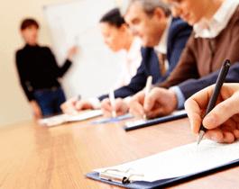 Training Course Enrollment