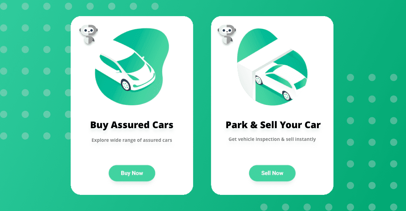 Automotive Chatbot : Appoint Humanoid Bot and Sell More Vehicles Online