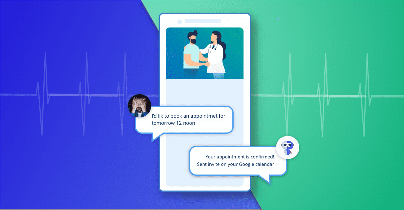 Healthcare Chatbot: Appointment Scheduling Assistant for Doctors