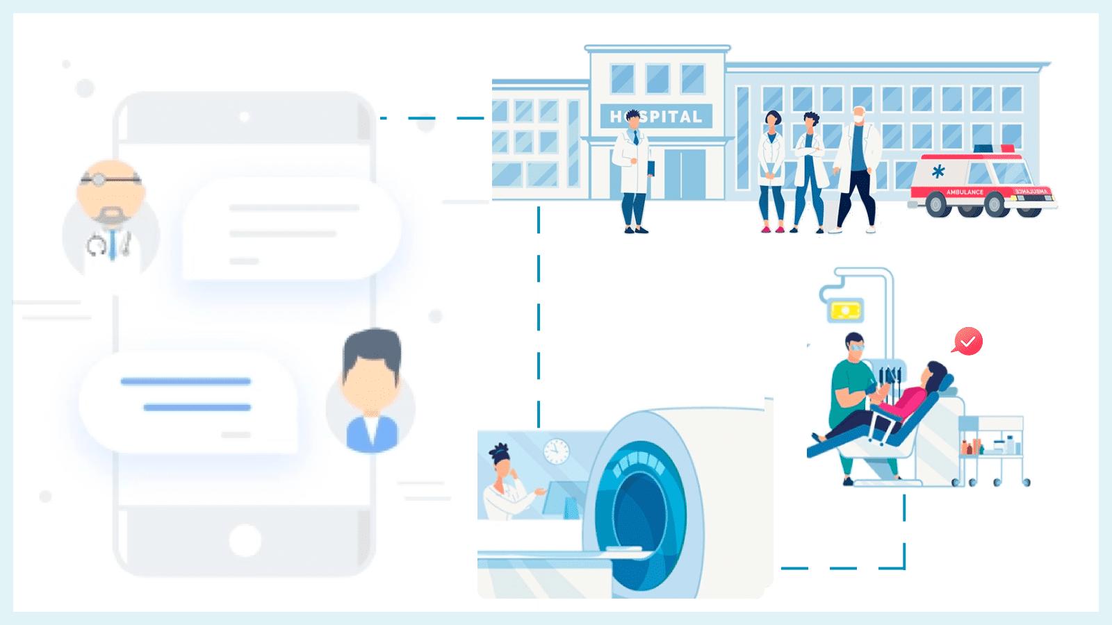 Patient Engagement Chatbot : Engage, Inform, Diagnose and Treat