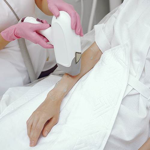 Laser Hair Removal Treatment image