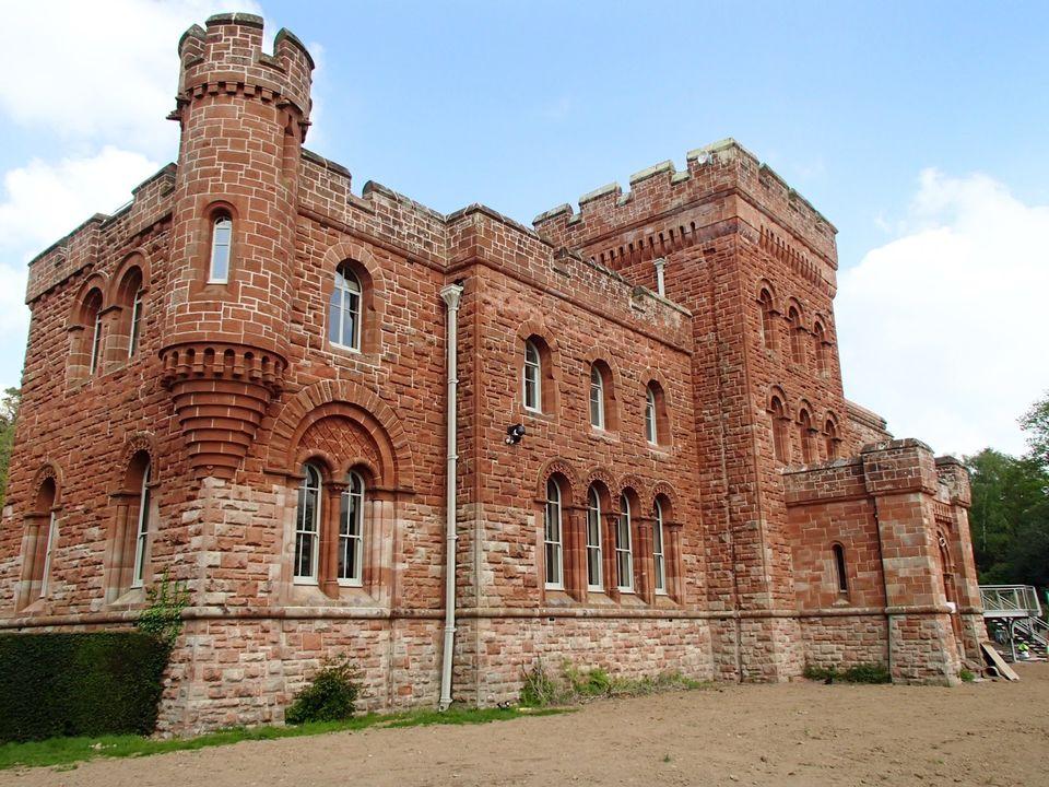 Image result for Kenilworth Fort (Hosur) now