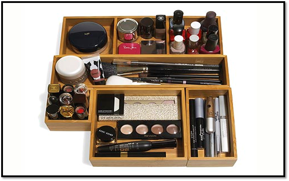 Image result for cosmetics in wardrobe