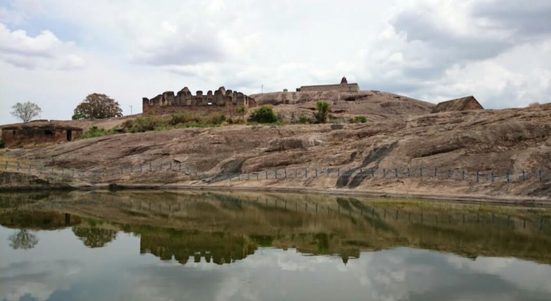Image result for dindigul fort