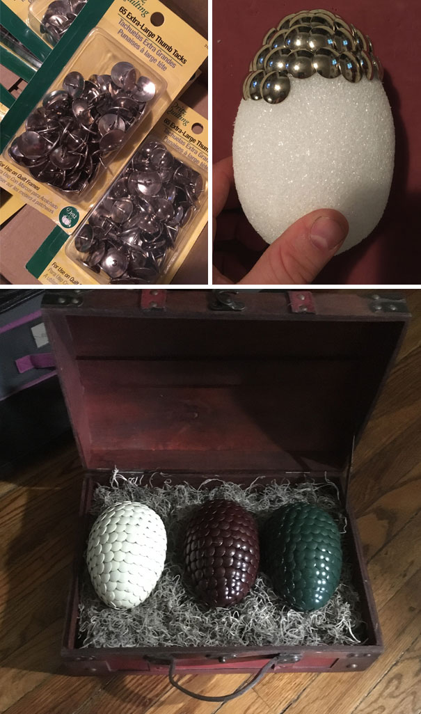 Made My Wife Got Dragon Eggs For Her Birthday
