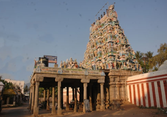 Image result for thingalur chandran temple
