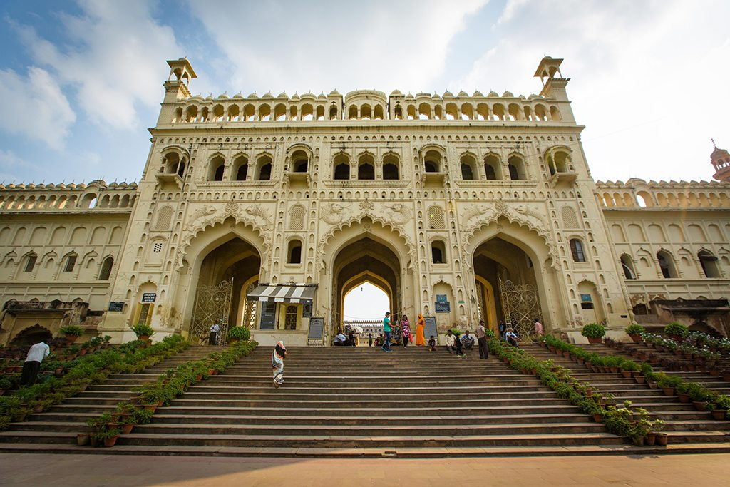Image result for Bara Imambara, Lucknow