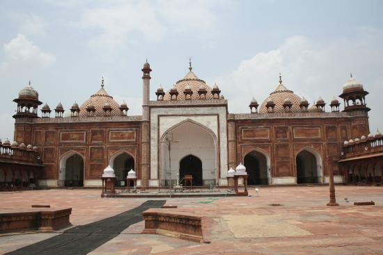 Image result for Jama Masjid, Agra