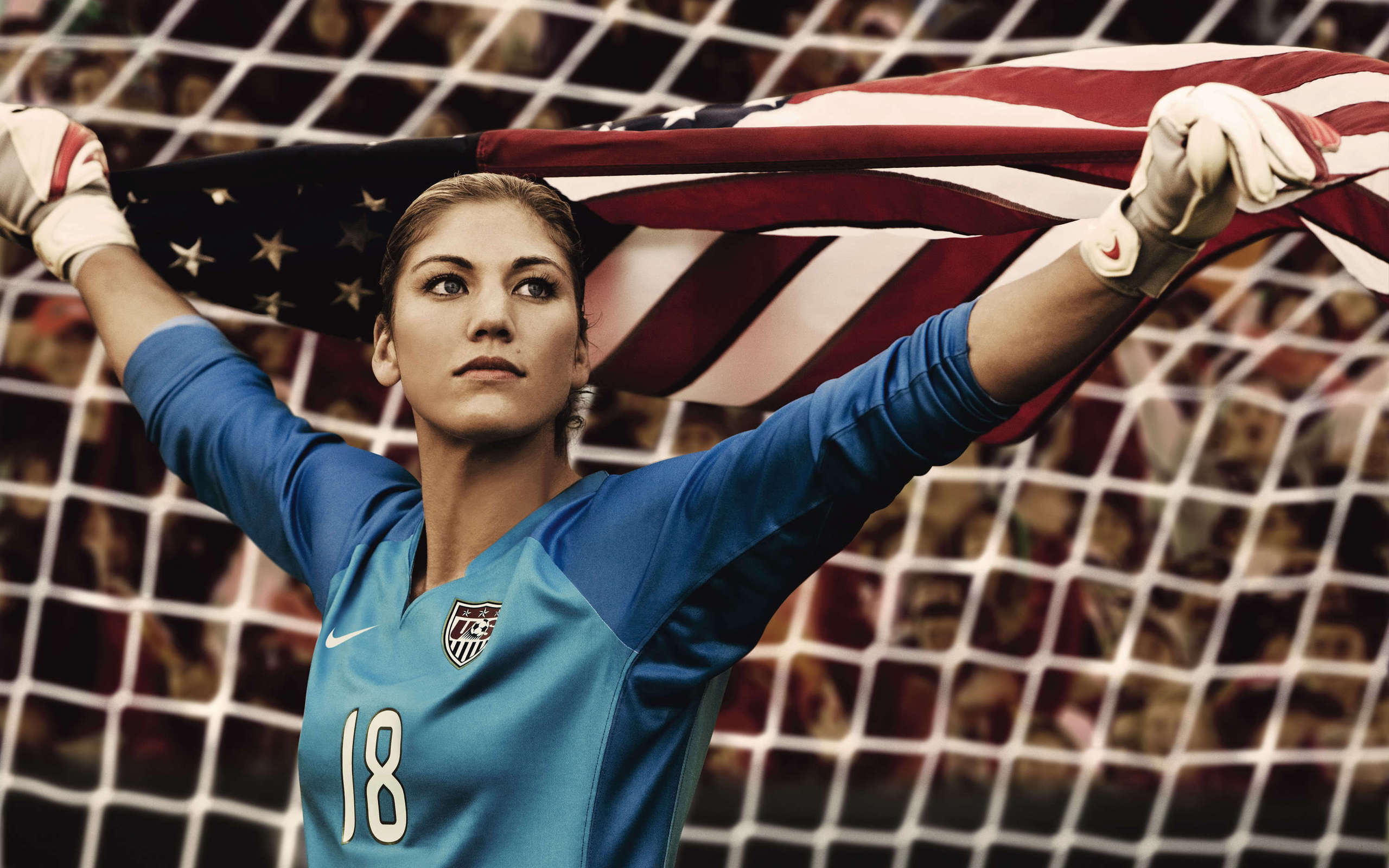 Image result for hope solo facts