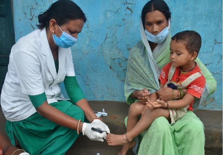 मलेरिया मुक्त छत्तीसगढ़ अभियान के तहत 18.39 लाख लोगों की जांच, पॉजिटिव पाए गए 10,930 मरीजों का इलाज