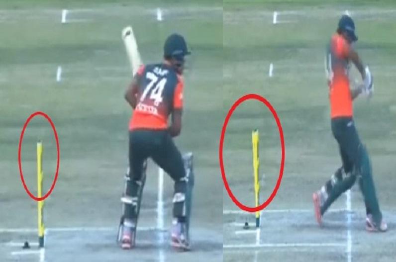 LIVE क्रिकेट मैच के दौरान मैदान पर आया भूत? वीडियो देख उड़ जाएंगे होश, जानें थर्ड अंपायर ने क्या कहा..