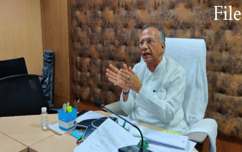 पत्थलगांव की घटना में मृतक के परिजन को 1 करोड़ मुआवजा दें CM शिवराज, क्योंकि तस्कर और गाड़ी MP के थे: गृह मंत्री ताम्रध्वज साहू