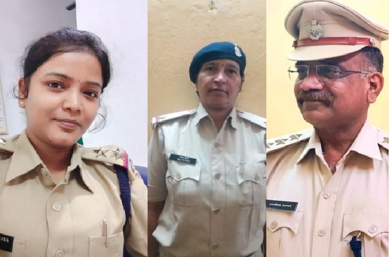 छत्तीसगढ़ पुलिस के 3 अधिकारियों को उत्कृष्ट विवेचना के मेडल का ऐलान, गृहमंत्री और डीजीपी ने दी बधाई