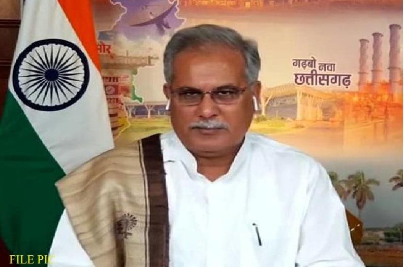 सीएम भूपेश बघेल ने प्रदेशवासियों को दी स्वतंत्रता दिवस की शुभकामनाएं, 'गढ़बो नवा छत्तीसगढ़' की परिकल्पना हो रही साकार