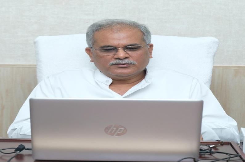 मुख्यमंत्री भूपेश बघेल ने प्रदेशवासियों को हरेली तिहार की दी शुभकामनाएं, सीएम निवास पर होगा पारंपरिक आयोजन