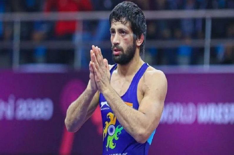बजरंग पूनिया ने ईरान के पहलवान को किया चित.. सेमीफाइनल में दमदार एंट्री