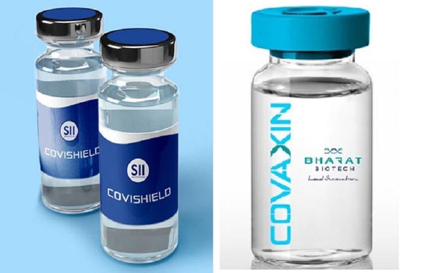 कोवैक्सीन और कोविशील्ड के मिक्स डोज के आए बेहतर परिणाम, ICMR ने दी जानकारी