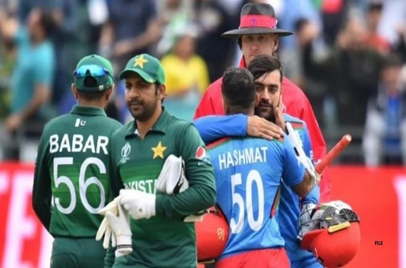 तालिबानी हुकूमत का असर, अफगानिस्तान-पाकिस्तान वनडे सीरीज स्थगित