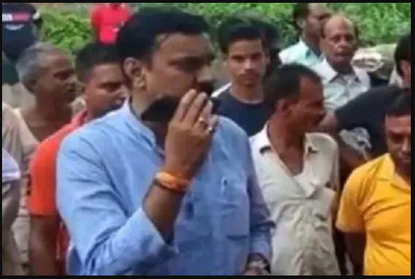 सीतापुर विधायक के बिगड़े बोल, कहा- SDM को जूते से मारूंगा, FIR दर्ज कराने की बात भी कही