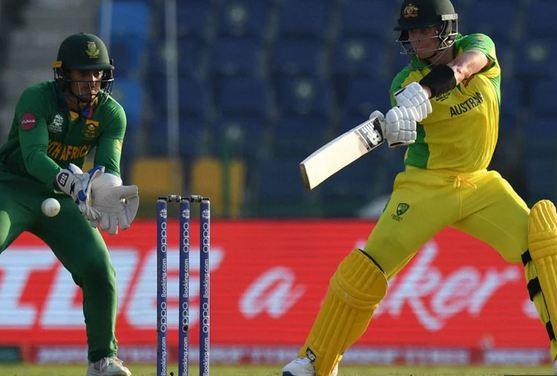 ICC T20 WORLD CUP: आस्ट्रेलिया ने दक्षिण अफ्रीका को पांच विकेट से हराया