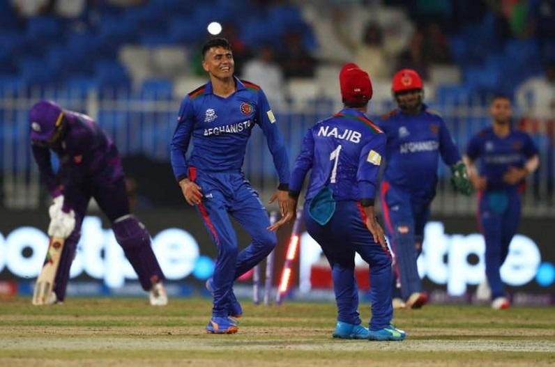T20 World Cup : मुजीब और राशिद के सामने स्कॉटलैंड ढेर, अफगानिस्तान की रिकॉर्ड जीत