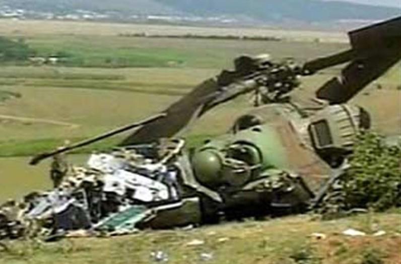 लगभग दो महीने बाद मिला सेना के सह-पायलट का शव, उड़ान भरने कुछ ही देर बाद हेप्लीकॉप्टर हो गया था क्रैश
