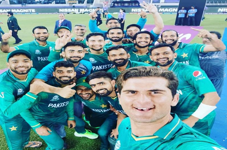 ऐतिहासिक जीत के बाद कप्तान बाबर बोले- जश्न मनाइए लेकिन यह भूलना नहीं है कि मैच अभी बाकी है..