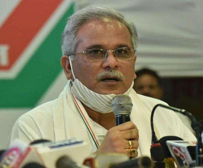 CM भूपेश बघेल का प्रधानमंत्री मोदी पर हमला, बोले 'देश में गुजरात मॉडल फेल..छत्तीसगढ़ मॉडल की हो रही तारीफ'