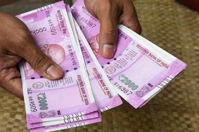 कर्मचारियों को दिवाली पर बड़ा तोहफा, केंद्र सरकार ने 30 दिन के वेतन के बराबर बोनस देने का किया ऐलान