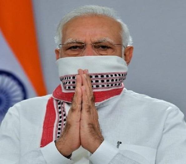 प्रधानमंत्री मोदी ने कर्तव्यों का निर्वहन करते हुए बलिदान देने वाले शहीद पुलिसकर्मियों को दी श्रद्धांजलि