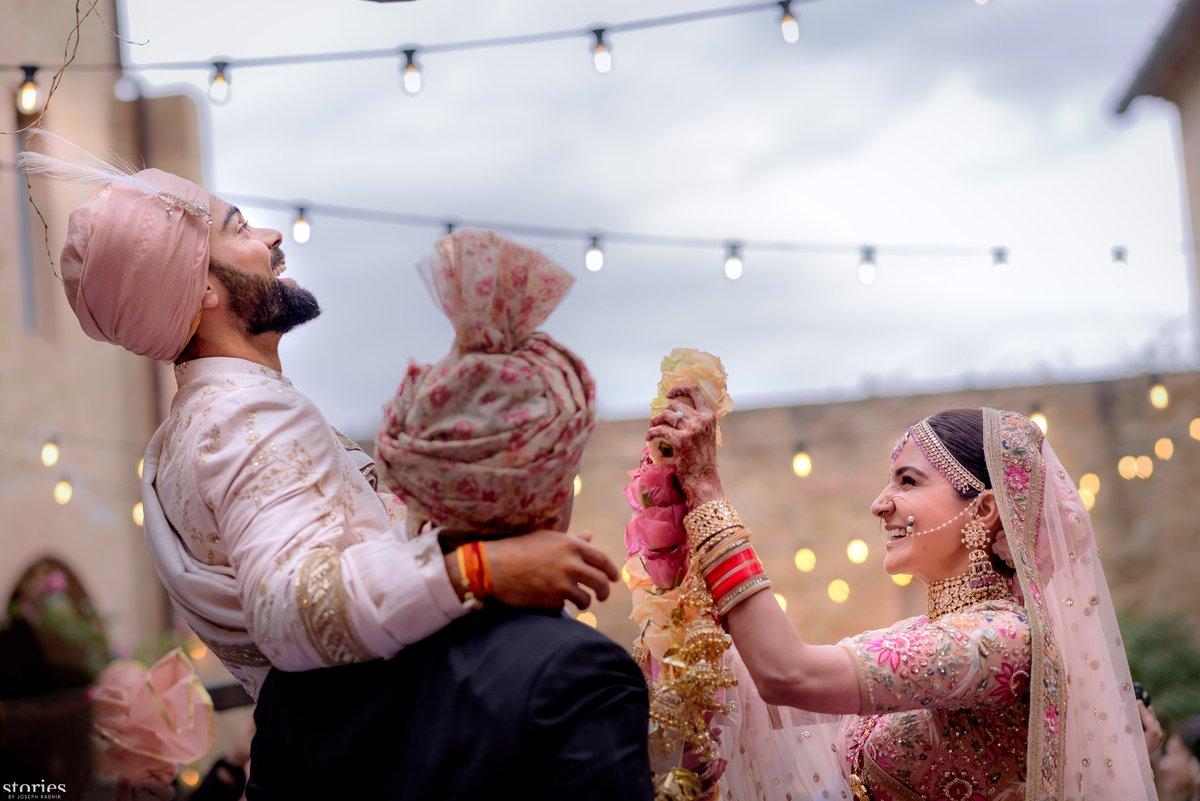 विराट अनुष्का की शादी, IBC24 की खबर पर मुहर