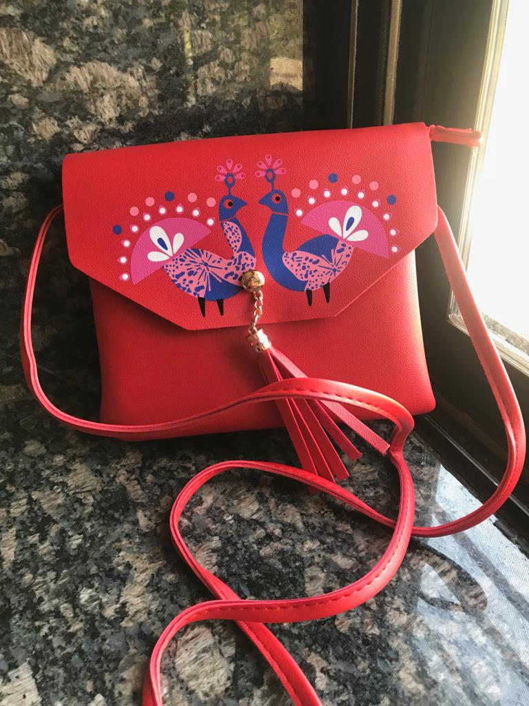 Casual sling bags