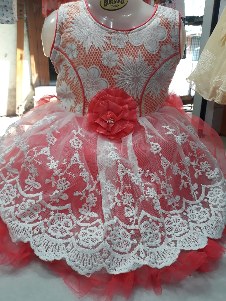 Red Cherry Frock
