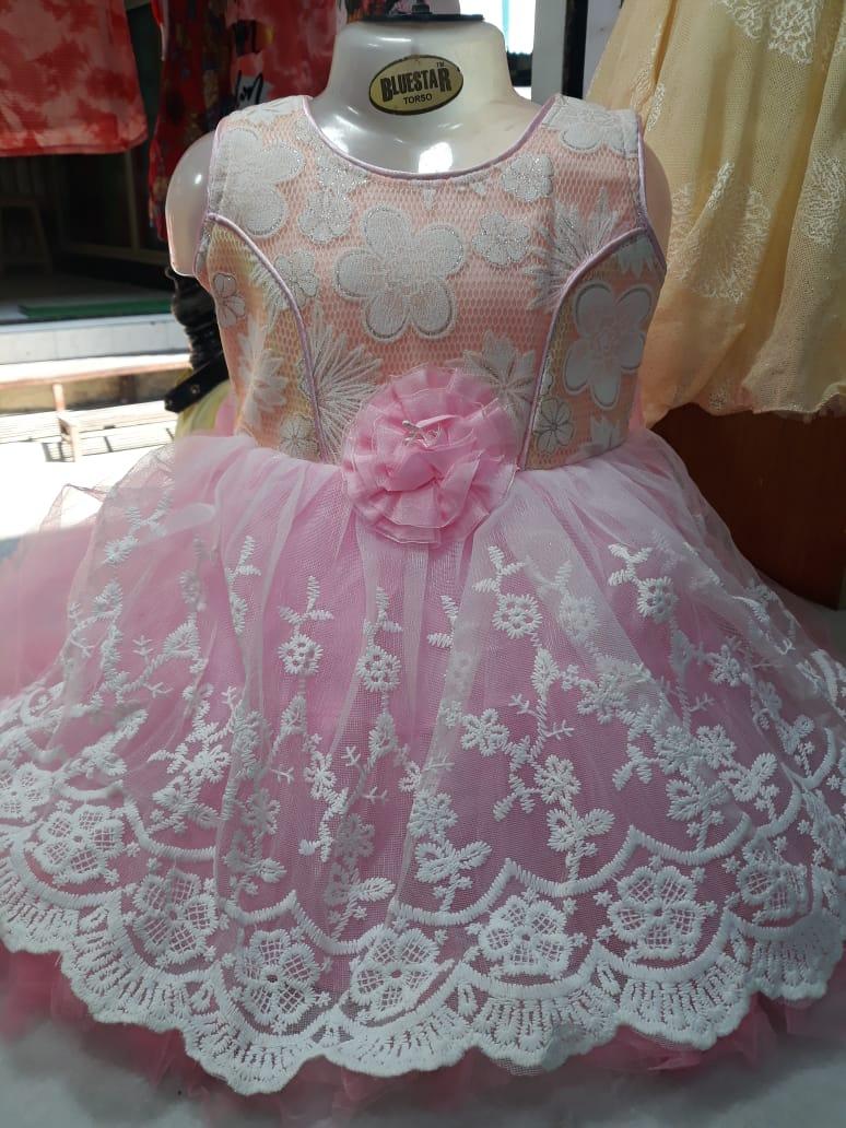 Pink Pari Frock