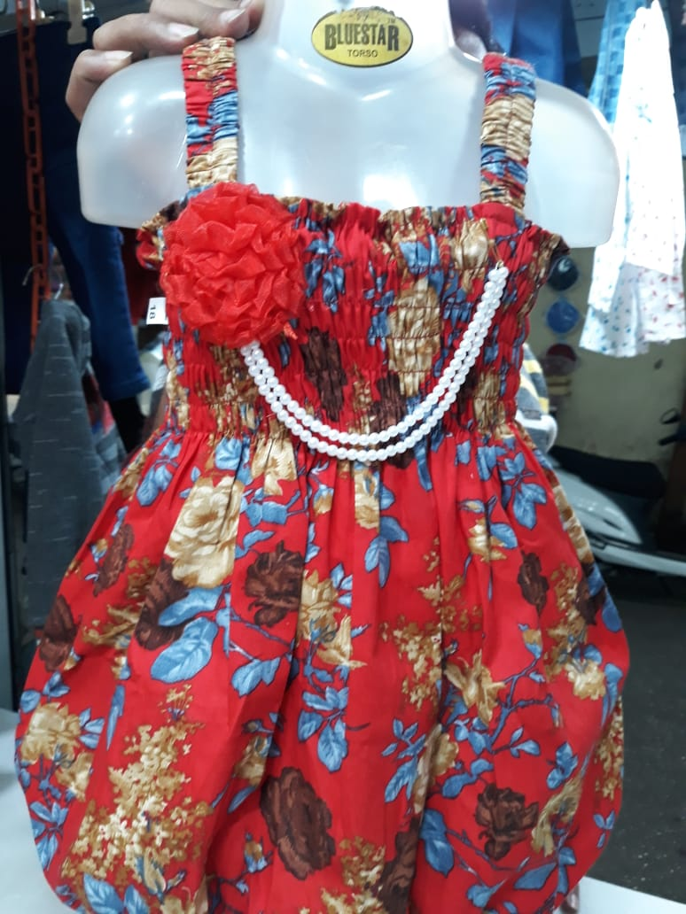 Red Cherry Party Wear
