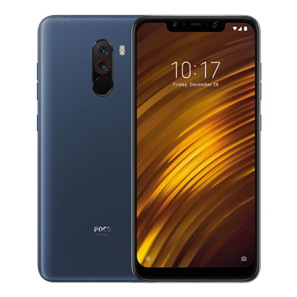 Mi Poco F1 (6GB+64GB, Steel Blue)
